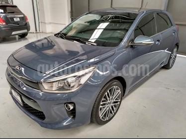 Kia Rio Sedan 5P EX L4/1.6 AUT PACK usado (2018) color Azul precio $260,000