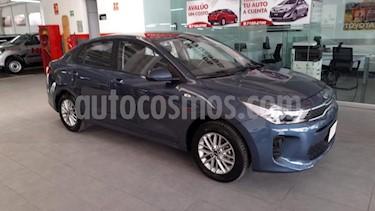 Kia Rio Sedan 5P HB LX TM6 VE F. NIEBLA RA-15 usado (2018) color Azul precio $209,000