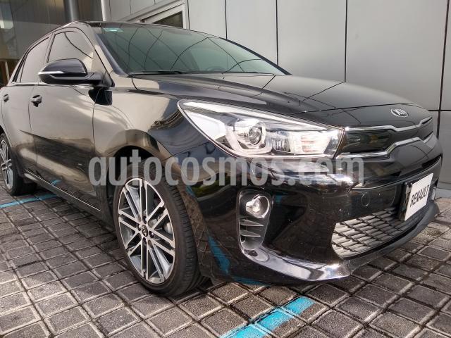 Kia Rio Sedan 5P EX L4/1.6 AUT PACK usado (2018) color Negro precio $225,000