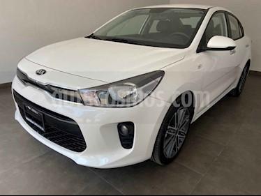 Kia Rio Sedan EX Aut usado (2020) color Blanco precio $293,000