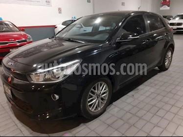 Kia Rio Sedan 5P EX L4/1.6 AUT usado (2018) color Negro precio $245,000