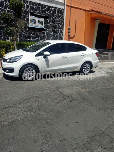 Kia Rio Sedan LX usado (2017) color Blanco precio $161,500