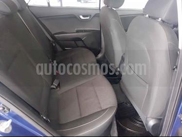 Foto Kia Rio Sedan EX usado (2018) color Azul precio $189,000