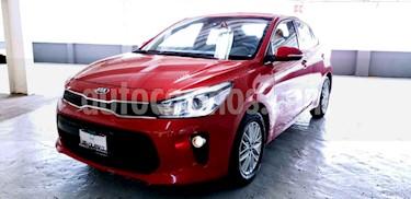Kia Rio Sedan EX Aut usado (2018) color Rojo precio $245,000