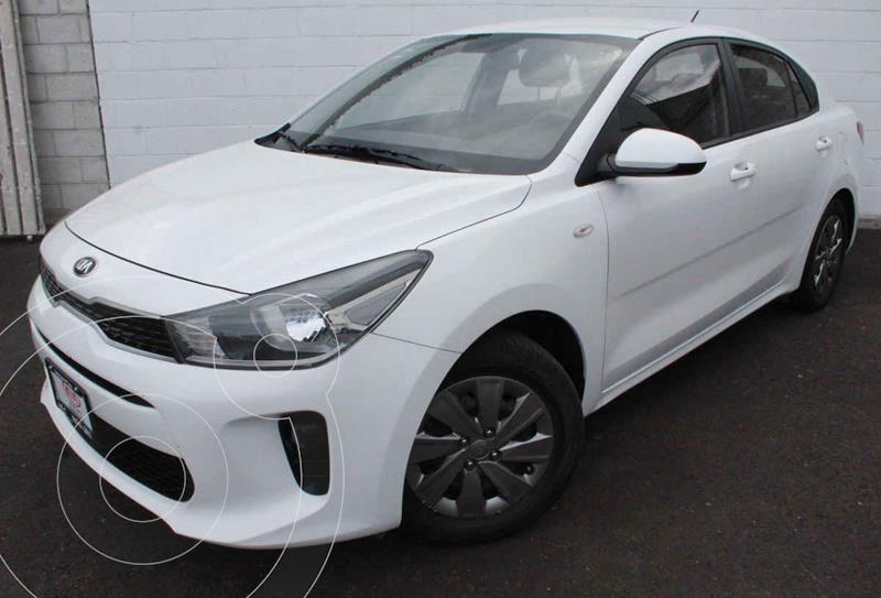 Foto Kia Rio Sedan L usado (2020) color Blanco precio $230,000