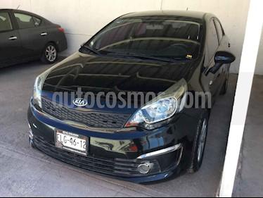 Kia Rio Sedan LX usado (2016) color Negro precio $152,000