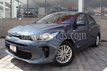 Kia Rio Sedan LX usado (2019) color Azul precio $230,000