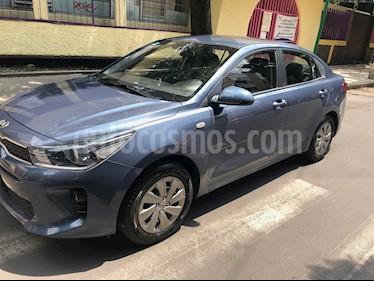 Kia Rio Sedan L usado (2019) color Azul precio $167,500