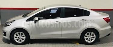 Foto Kia Rio Sedan 4p LX L4/1.6 Man usado (2016) color Plata precio $169,000