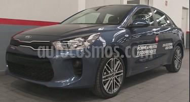 Kia Rio Sedan EX Aut usado (2019) color Azul precio $285,000