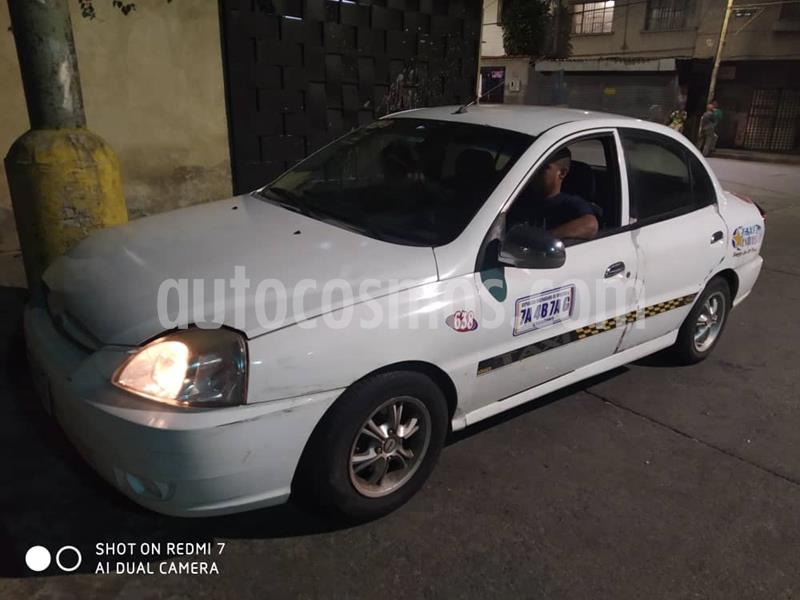 Kia Rio Stylus 1.5L usado (2012) color Blanco precio u$s2.300