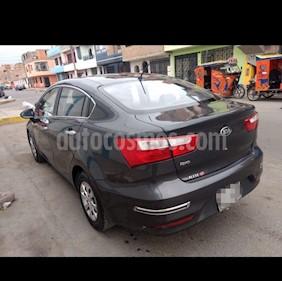 Foto venta Auto usado KIA Rio 1.2 LX (2015) color Gris Grafito precio u$s10,300