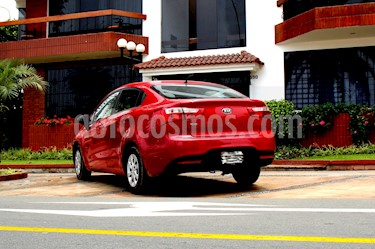 KIA Rio 1.4 EX Full Aut usado (2014) color Rojo Senal precio u$s11,300