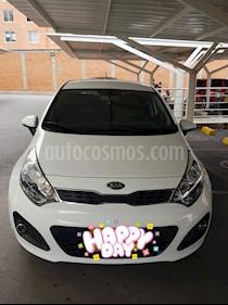Foto venta Carro usado KIA Rio 1.4L Spice (2014) color Blanco precio $32.000.000