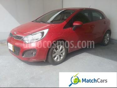 Foto venta Carro usado KIA Rio 1.4L (2015) color Rojo precio $28.990.000