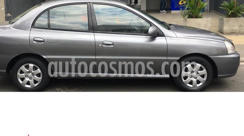 KIA Rio 1.4L Aut usado (2012) color Gris precio $16.000.000