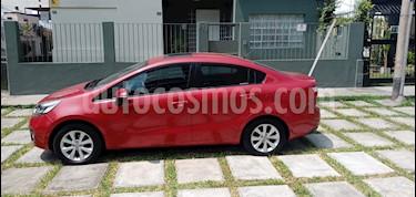 KIA Rio 1.4 EX Full Plus Aut usado (2012) color Rojo Senal precio u$s9,000