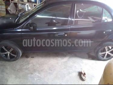 Kia Rio JB 1.6L usado (2001) color Negro precio u$s1.500