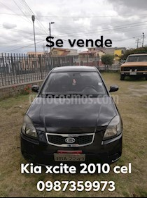 Foto venta Auto usado Kia Rio xcite (2010) color Negro precio u$s10.800