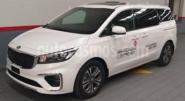 Foto venta Auto usado Kia Sedona 5 pts. SXL. V6, TA, climatronic,piel, f. led (2019) color Blanco precio $715,000