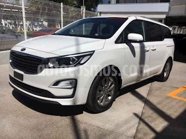 Foto venta Auto usado Kia Sedona EX (2019) color Blanco precio $562,900
