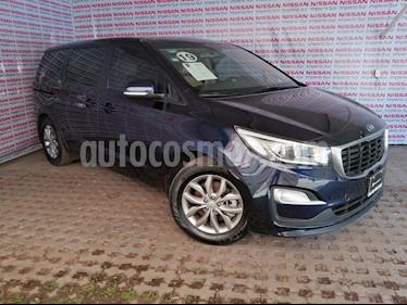 Foto venta Auto usado Kia Sedona EX (2019) color Azul precio $525,000
