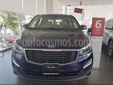 Foto venta Auto usado Kia Sedona LX (2019) color Azul precio $499,610