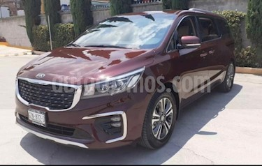 Kia Sedona 5 PTS. SXL. V6, TA, CLIMATRONIC,PIEL, F. LED usado (2019) precio $650,000
