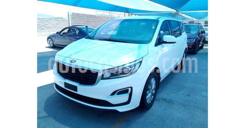 Kia Sedona LX usado (2019) color Blanco precio $419,800