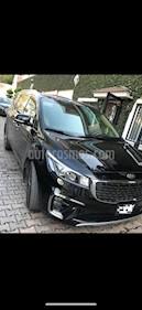 Kia Sedona SXL usado (2019) color Negro precio $630,000