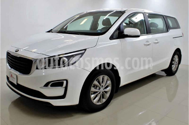 Kia Sedona LX usado (2019) color Blanco precio $365,000