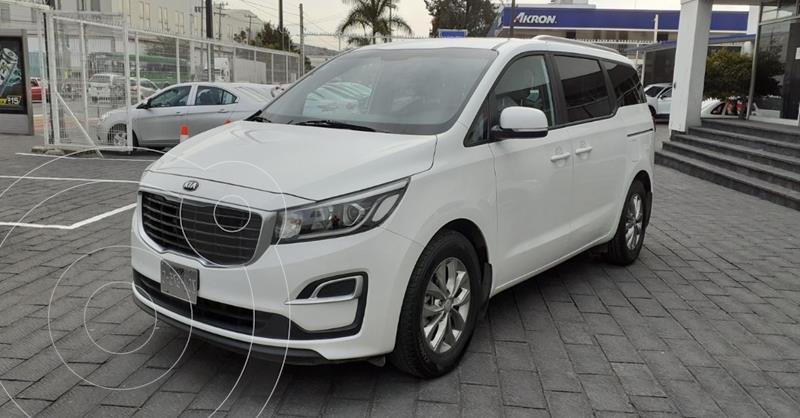 Kia Sedona LX usado (2019) color Blanco precio $429,900