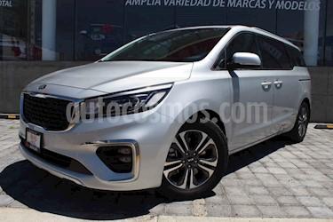Kia Sedona SXL usado (2019) color Plata precio $699,000