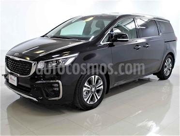 Kia Sedona 5  pts SXL 3.3L MPI, TA 6 Vel, A/C, Piel, VE, BA,  usado (2019) color Negro precio $710,000