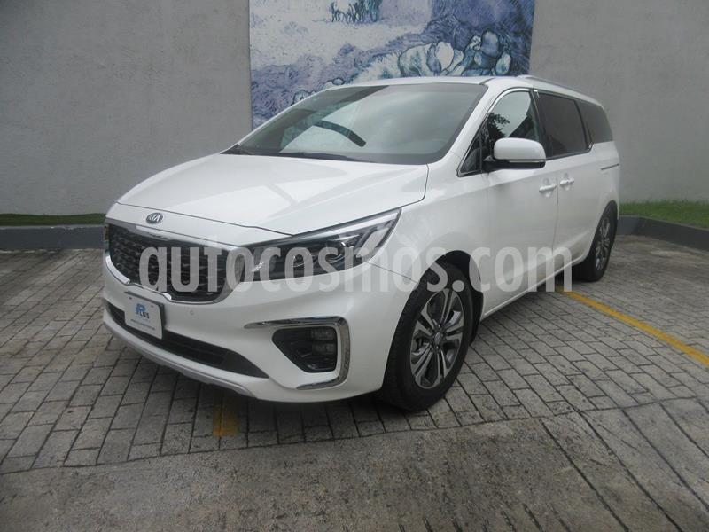 Kia Sedona SXL usado (2019) color Blanco precio $609,000