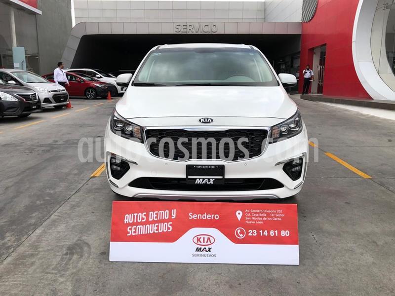 Kia Sedona SXL usado (2019) color Blanco precio $715,000