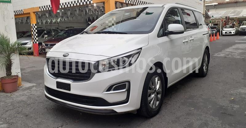 Kia Sedona LX usado (2019) color Blanco precio $439,900