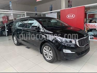 Kia Sedona 5p EX PACK 3.3L MPI, TA 6 Vel, A/C, VE, BA, BL, Pi usado (2020) color Negro precio $630,000