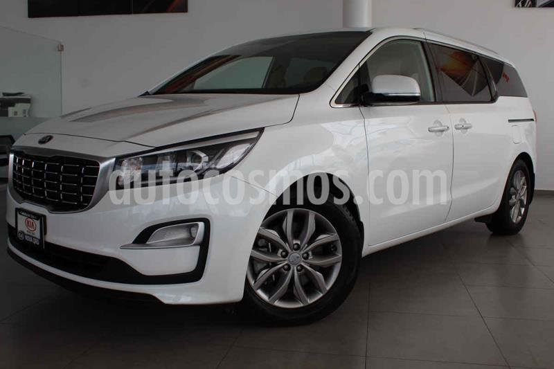 Kia Sedona EX Pack usado (2019) color Blanco precio $529,000