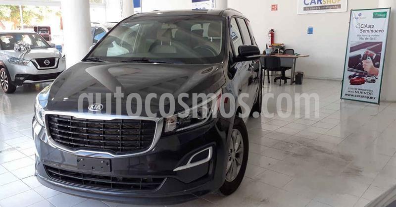 Kia Sedona LX usado (2020) color Negro precio $479,900