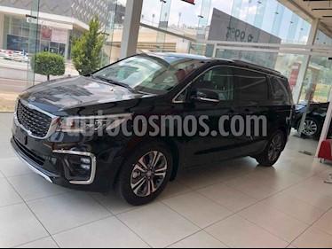 Kia Sedona 5p SXL 3.3L MPI, TA 6 Vel, A/C, Piel, VE, BA, BL,  usado (2020) color Negro precio $780,000