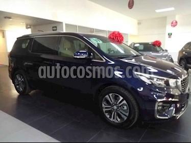 Foto venta Auto usado Kia Sedona SXL (2019) color Azul precio $739,900
