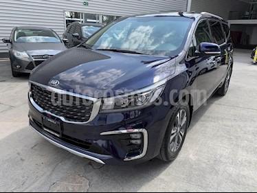 Foto venta Auto usado Kia Sedona SXL (2019) color Azul precio $730,000