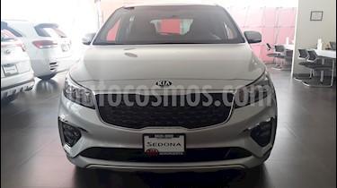 Foto venta Auto usado Kia Sedona SXL (2019) color Plata precio $670,000