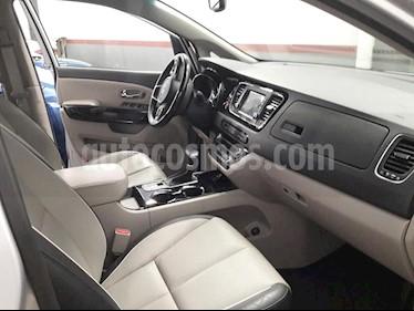 Foto venta Auto usado Kia Sedona SXL (2019) color Plata precio $759,905