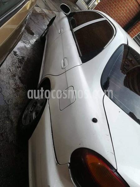 Kia Sephia LS Sinc. usado (2001) color Blanco precio BoF433.600.000