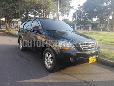 Foto venta Carro Usado KIA Sorento 2.2L DSL 4x4 (2007) color Negro precio $25.800.000