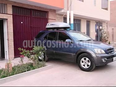 Foto venta Auto Usado KIA Sorento 2.4 EX Aut 4x4  (2005) color Azul precio u$s8,500