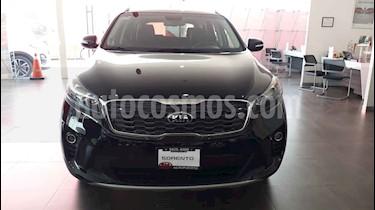 Foto venta Auto usado Kia Sorento 2.4L EX (2019) color Negro precio $551,900