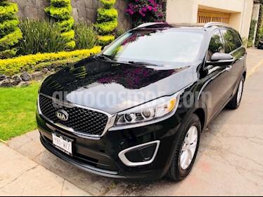 Foto venta Auto usado Kia Sorento 2.4L LX 5 Pas (2016) color Negro precio $298,000